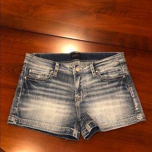 Daytrip Jean Shorts